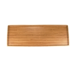 Organic Bamboo Serving Tray - Long