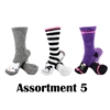Animal Socks - Assortment 5 - 3 Pair Value Pack