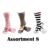 Animal Socks - Assortment 8 - 3 Pair Value Pack