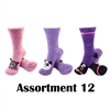 Animal Socks - Assortment 12 - 3 Pair Value Pack