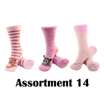 Animal Socks - Assortment 14 - 3 Pair Value Pack