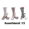 Animal Socks - Assortment 15 - 3 Pair Value Pack