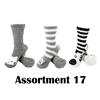 Animal Socks - Assortment 17 - 3 Pair Value Pack