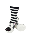 Animal Socks - Zebra Socks
