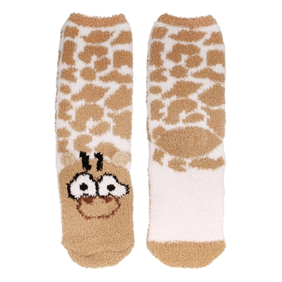 Animal Socks - Giraffe