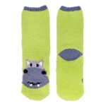 Animal Socks - Hippo