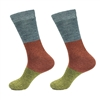 men's bamboo classic casual socks