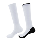 Blank Knee High Sublimation Socks For Printing