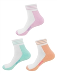 Women's Cotton Thick Bottom Crew Socks