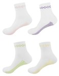 Women's Cotton Thin Bottom Crew Socks