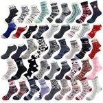 Women's Double Layer Super Soft Cozy Warm Fuzzy Comfy Home Indoor Outdoor Thick Cabin Socks