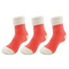 Women's Fuzzy Featherlight Cuff Home Socks