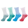Assorted packs of Fuzzy Gradient Socks