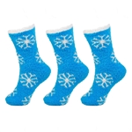 Women's Snowflake Socks