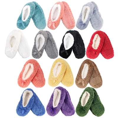cozy non-slip slipper socks