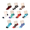 Women's thick fuzzy fluffy soft furry cabin thermal crew socks