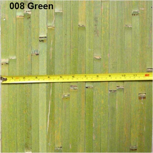6u0027 foot tall bamboo wall or ceiling covering wainscoting