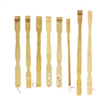 Blank Bamboo Backscratchers