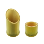 bamboo serving tube