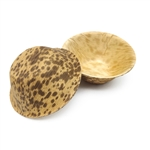 Thermo Pressed Bamboo Leaf Bowl - Choose from 3 sizes