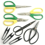 Bonsai 8pc Set, Shears and Clippers - 3 year guarantee
