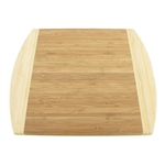 Variety of bamboo cutting boards