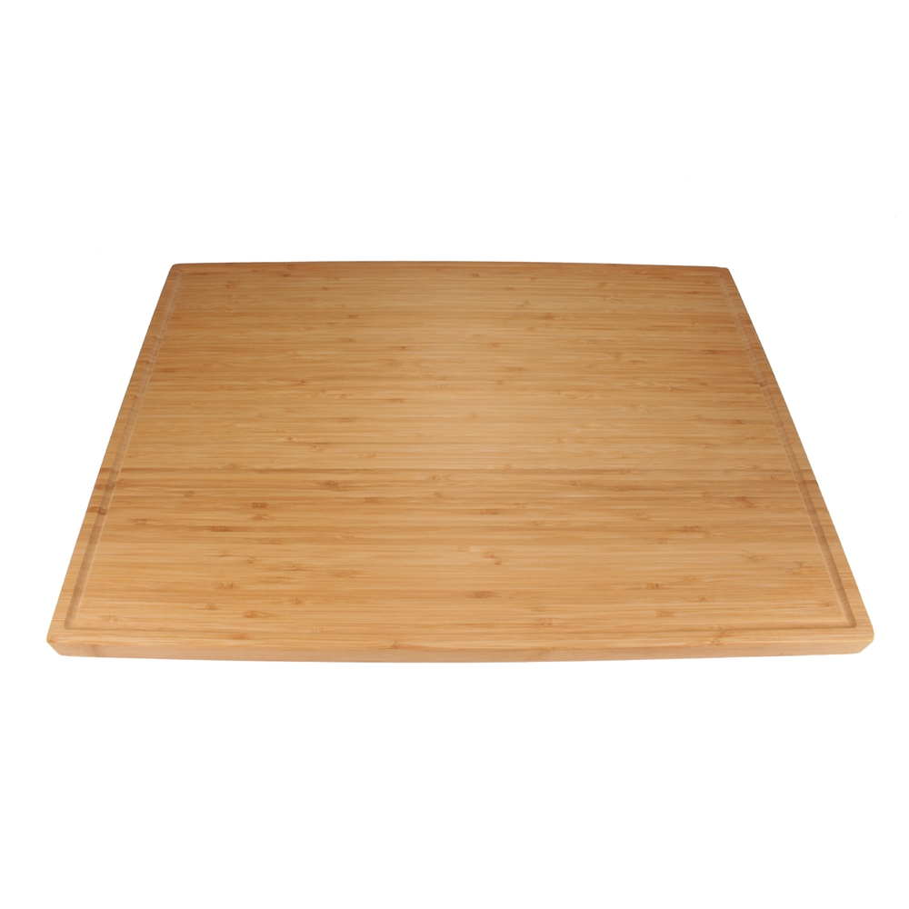 Heavy Duty Premium Bamboo Cutting Board 24 X 18 Sold In 1 5 Thickness
