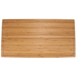 Heavy Duty Chef Grade Bamboo Cutting Board