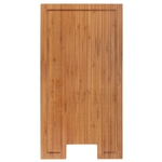 Bamboo Griddle Cover,  Stove Topper, Stove Top Cover