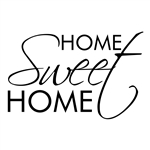 Custom Laser Engraved Bamboo Cutting Board - Home Sweet Home