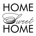 Custom Laser Engraved Bamboo Cutting Board - Home Sweet Home 2