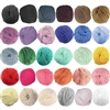 bamboo rayon cotton chunky blend yarn