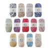 Cotton Select Yarn - 13 Multi-Colored Options