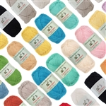 Cotton Select Yarn in many assortments of colors