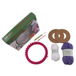 Hat Kit Set, Fun-n-Creative Loom Knitting for Kids