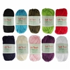 Soft Touch Bonbon Yarns - Solids 10x Mini Balls - Acrylic