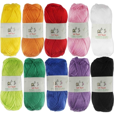 Soft Touch Yarn