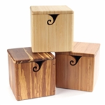 Bamboo Yarn Box