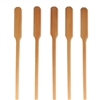 Premium Carbonized Brown Bamboo Arrow Pick Skewers, Party Supplies