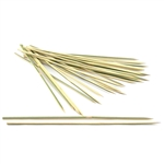 Extra Long Heavy Duty Square Bamboo Skewers, Party Supplies