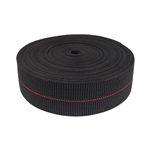 Two-Inch Latex Elasbelt Webbing for Chair Repair - 40' Roll
