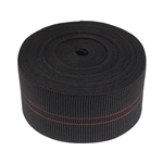 Three-Inch Latex Elasbelt Webbing for Chair Repair - 40' Roll