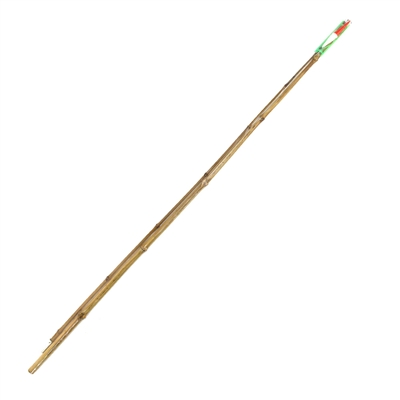 Bamboo Vintage Cane Fishing Pole with Bobber, Hook, Line and Sinker