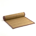 Bamboo Slat Table Runner