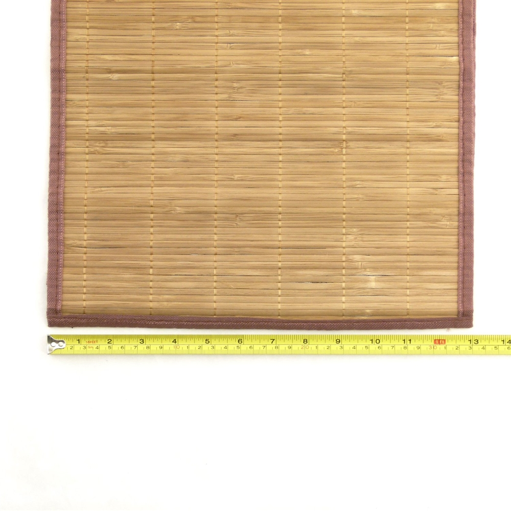 Bamboo table runner - Color 1 Pc
