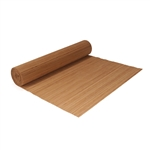 "Bamboo Matchstick Table Runner - 68"" X 13"""