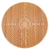 Finger Labyrinth for Meditation and Prayer - 11 Circuit Chartres Style