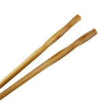 "9"" Twisted Bamboo Chopsticks Premium Grade"