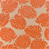 Covington Solution Dyed Performance Outdoor/Indoor Fabric SD-Bay Palm 340 Mandarin