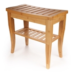 Bamboo Spa and Bath Bench